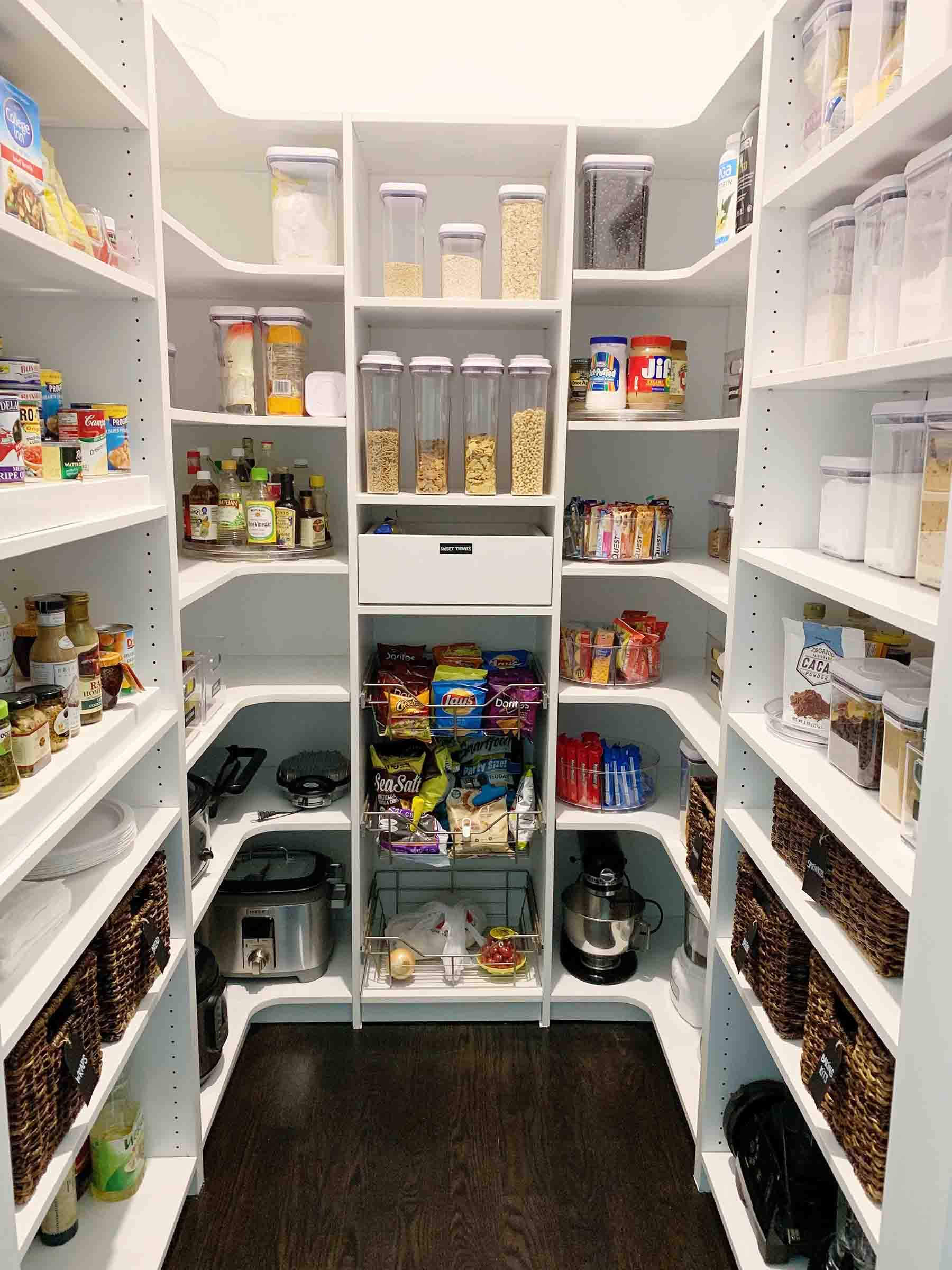 5 Ways To Get More Space Out Of Your Pantry