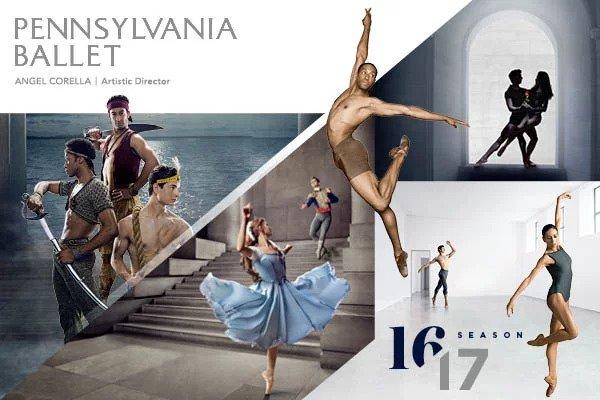 Pennsylvania Ballet Holiday Gift