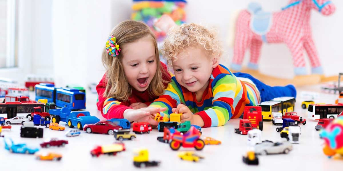 Take Back Your House! Declutter and Donate Your Kids' Toys