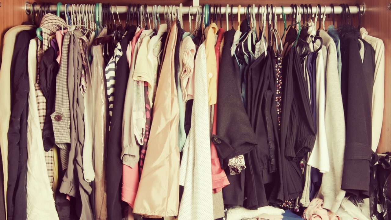 6 Ideas For How To Organize Your Closet