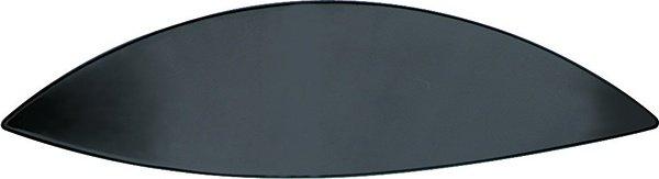 Mandorla Pull, Polished Black, 96mm