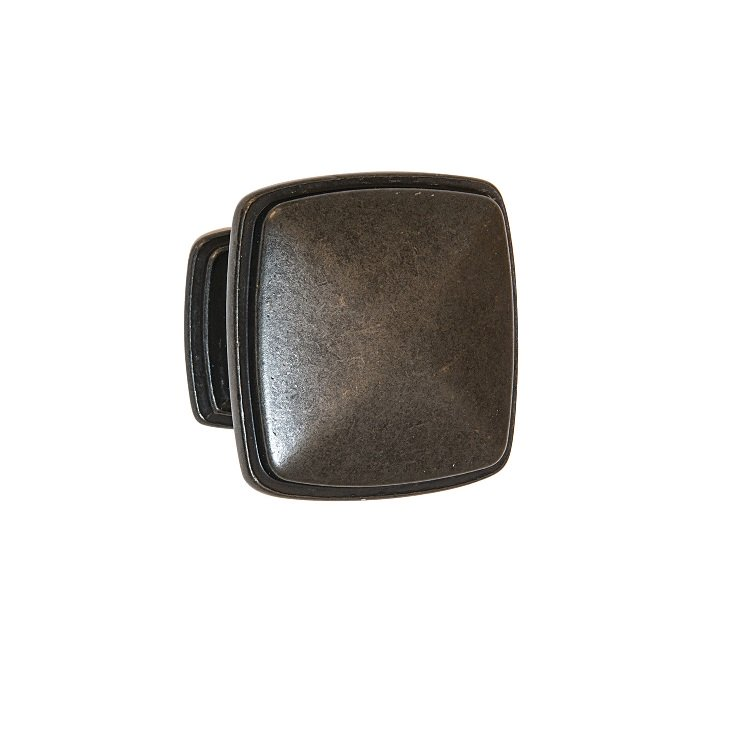 Keystone Knob, Antique Black