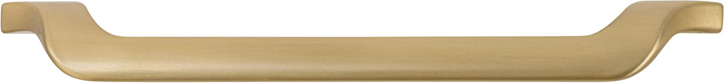 Drop Pull, Matte Gold, 160mm