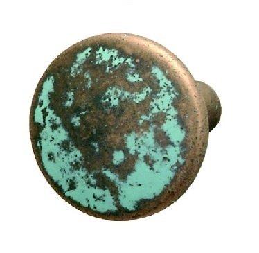 Tresor Knob, Rustic Copper
