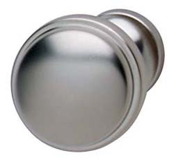 Luna Knob, Nickel Matte