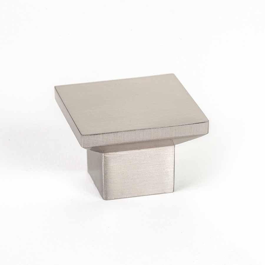 Elevate Knob, Brushed Nickel