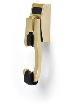 Synergy Broom Hook, Matte Gold