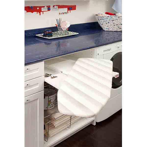 Pull Out Folding Ironing Board