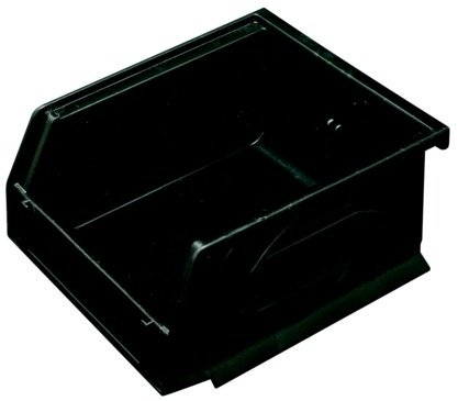 Omni Track Medium Plastic Storage Bin