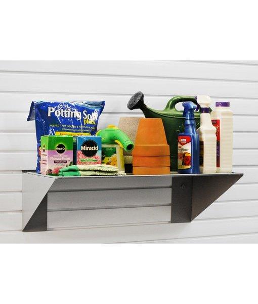 storeWALL 30 inch Metal Shelf