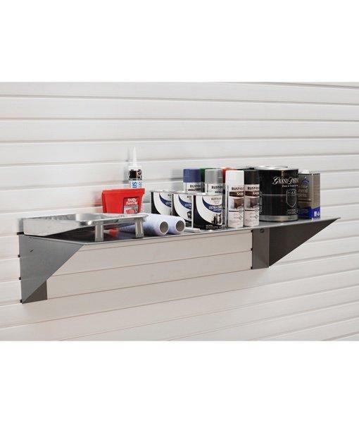 storeWALL 48 inch Metal Shelf