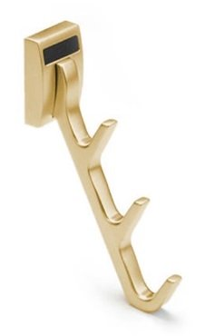 Synergy Waterfall Hook, Matte Gold