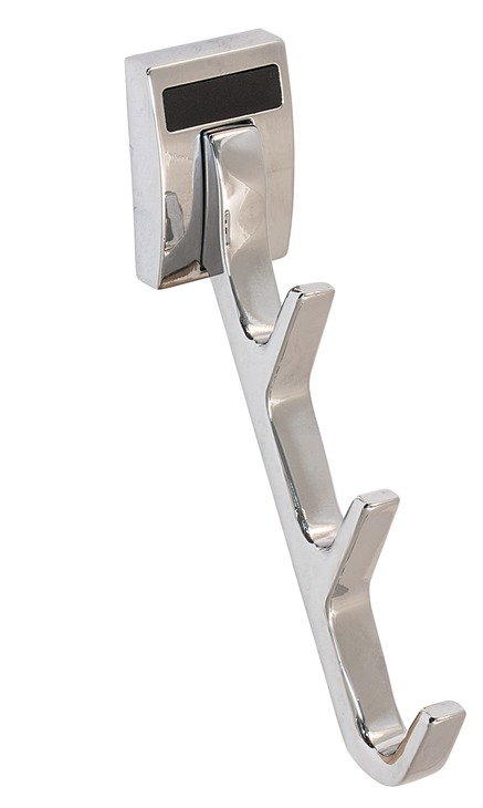 Synergy Waterfall Hook, Polished Chrome