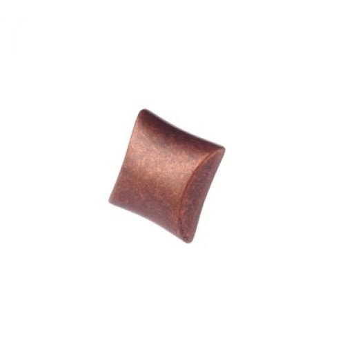 Flare Knob, Antique Copper