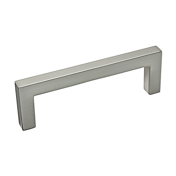 Contemporary Pull, Satin Nickel, 96mm