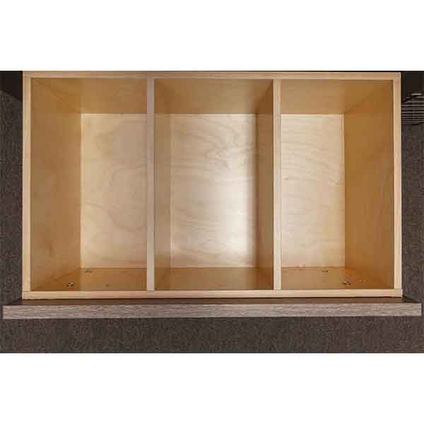 Birch Dividers - 3 sections