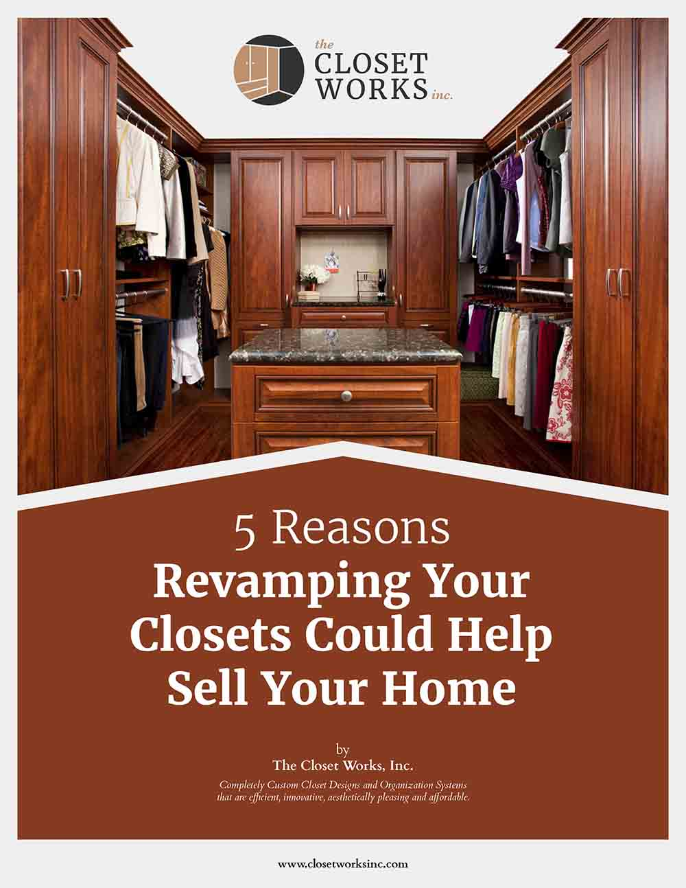 5 Reasons Revamping Your Closets Could Help Sell Your Home