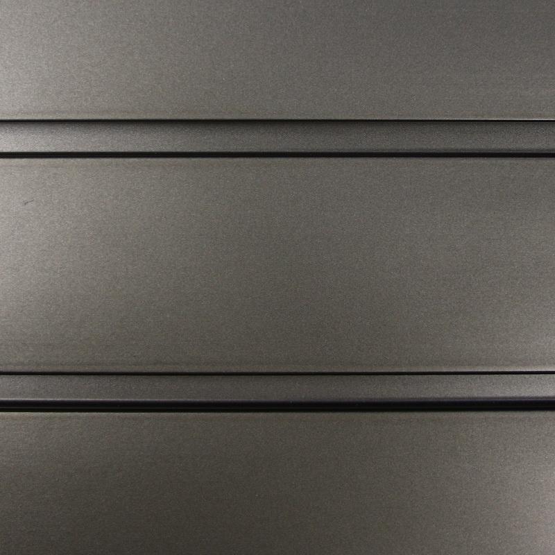 storeWALL Wall Panel, Graphite Steel - Standard or Heavy Duty