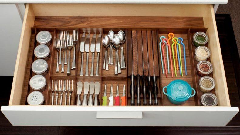 Custom Kitchen Cabinet Design The Closet Works