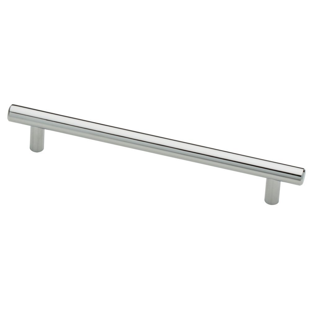 Bar Pull, Polished Chrome, 160mm