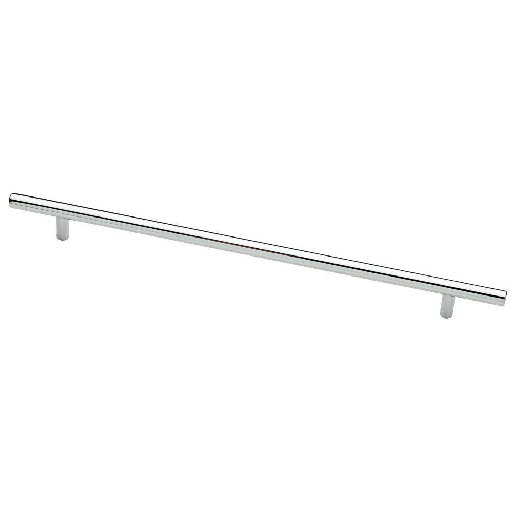 Bar Pull, Polished Chrome, 298mm
