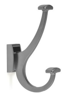 Synergy Robe Hook, Slate