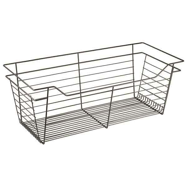 Slide-Out Basket, Slate