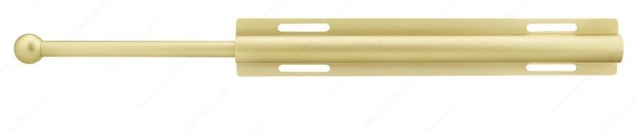 Standard Valet Bar, Brushed Brass
