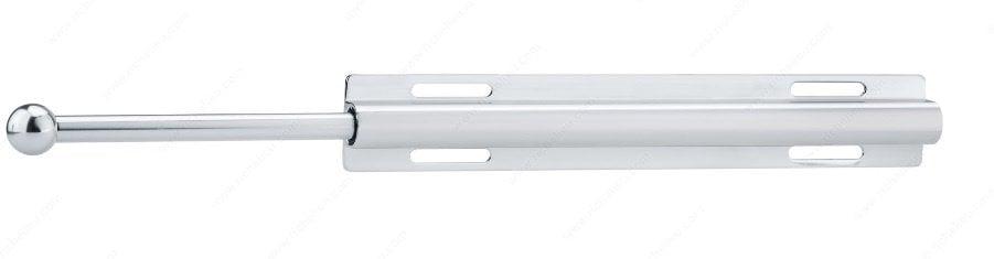 Standard Valet Bar, Polished Chrome