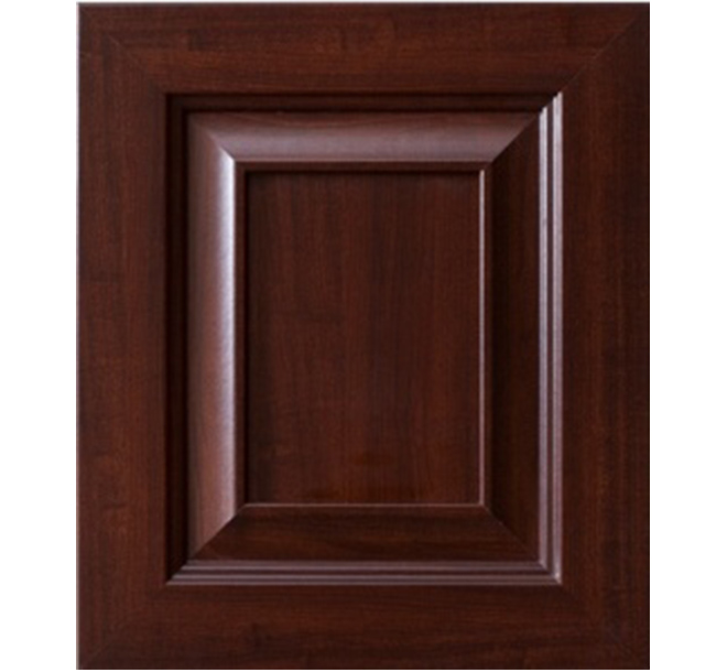 Traditional raised panel door and drawer front