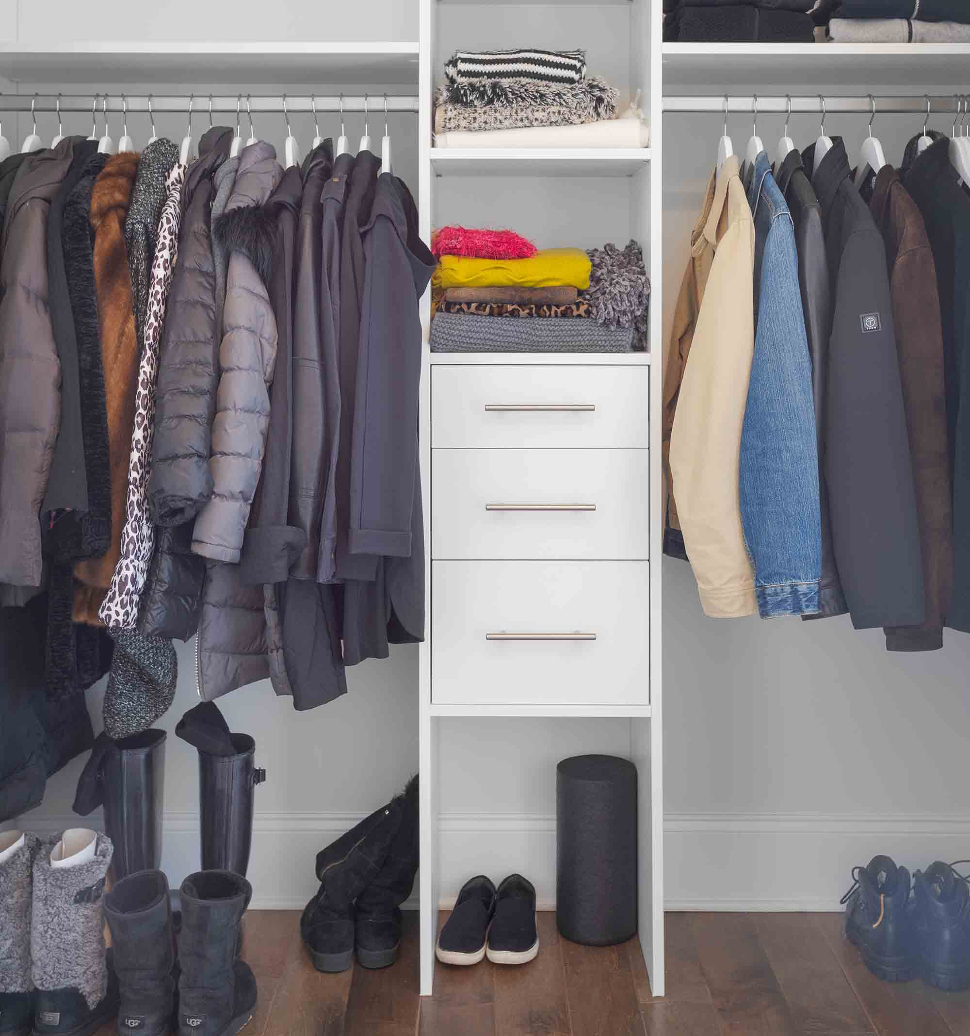 Can Re-organizing My Closets Help Sell My Home?