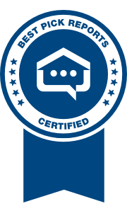 Best Pick Reports Certified Ribbon