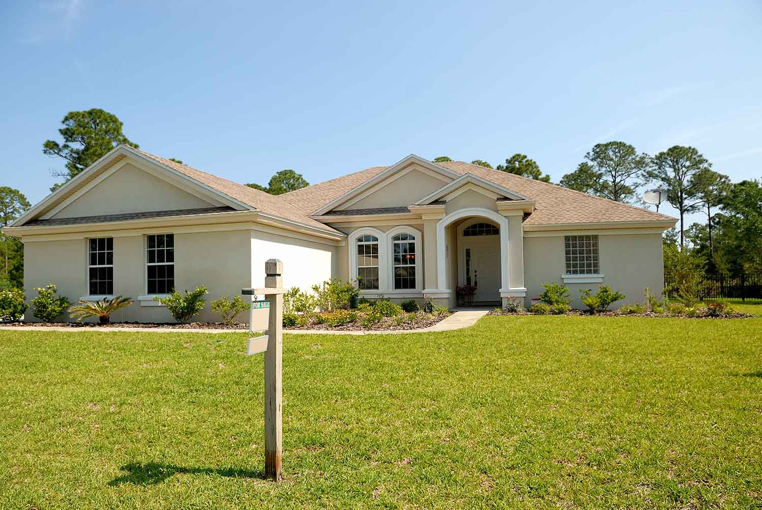 Home for sale by realtor