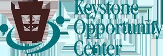 Keystone Opportunity Center Food Bank Logo