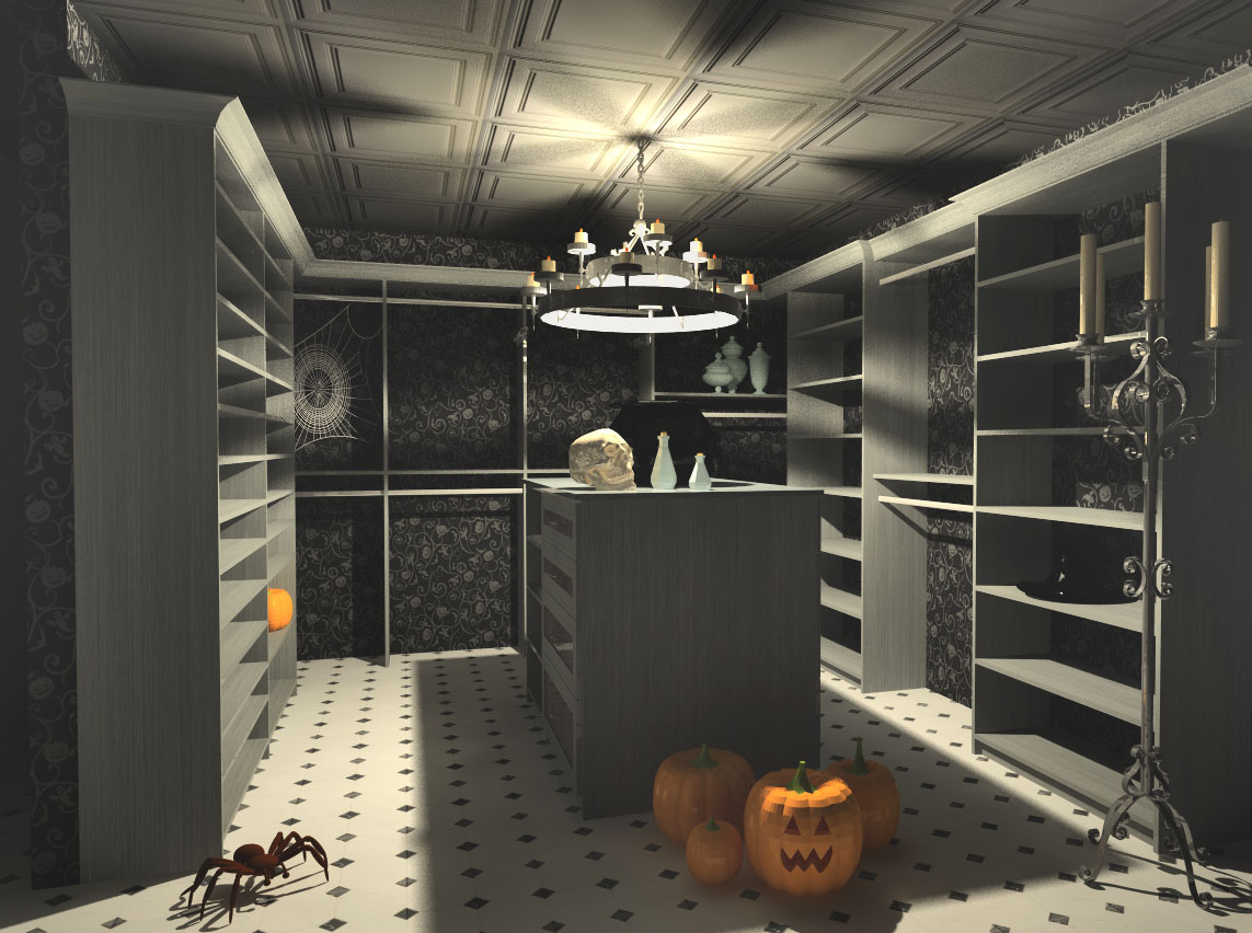 Scary Mistakes to Avoid When Designing a Custom Closet