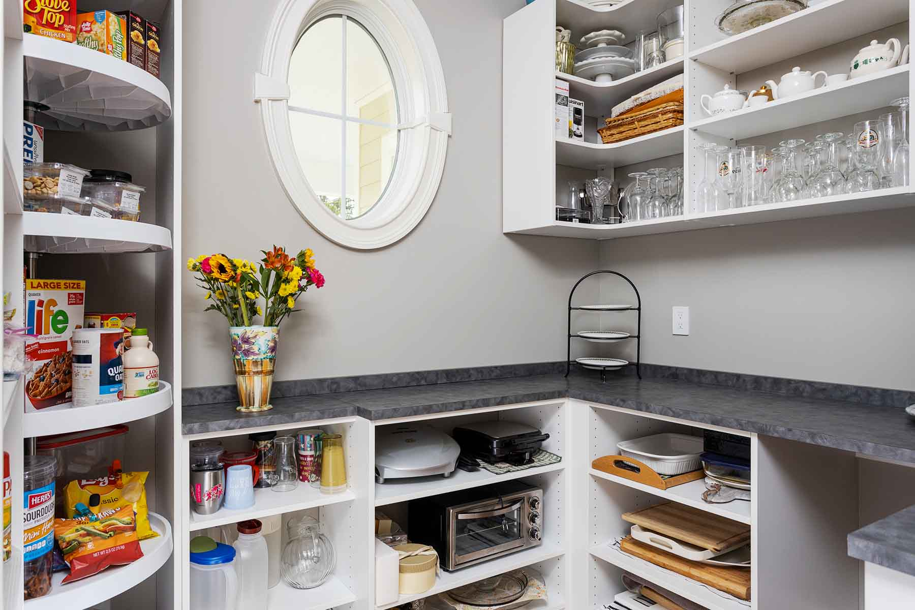 What Goes Where? How To Organize Your Kitchen Pantry Properly
