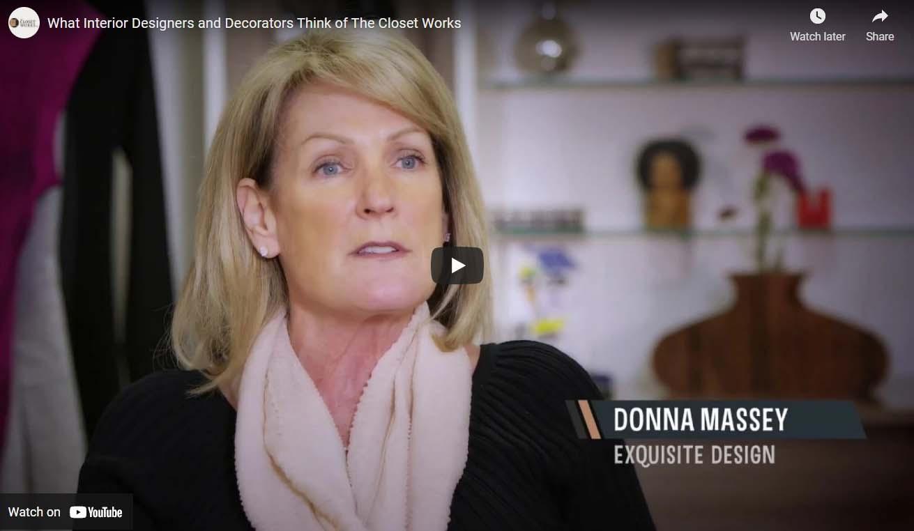 Closet Organization Ideas Video Thumbnail