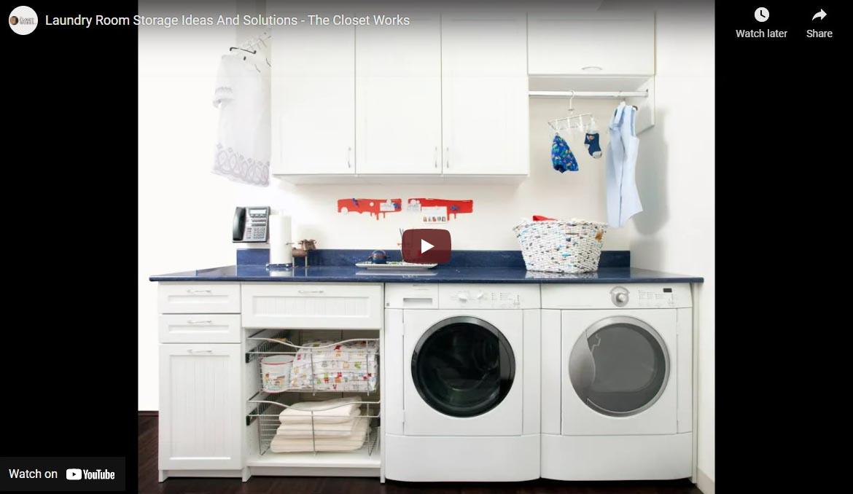 Laundry Room Video Thumbnail