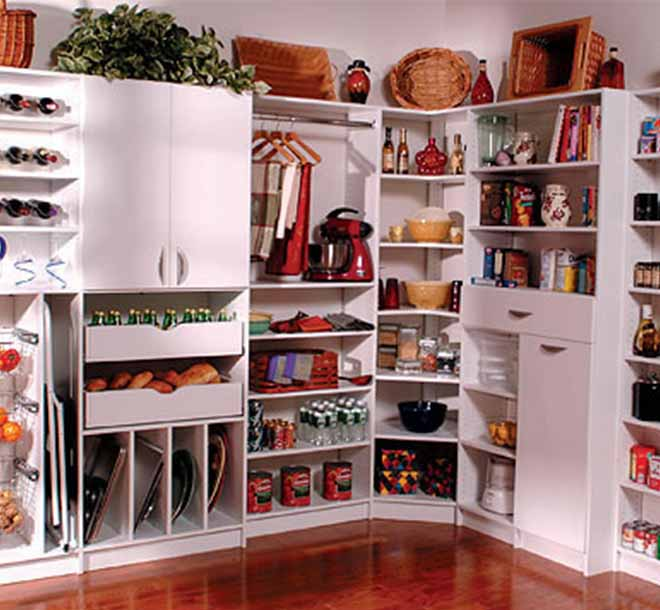 Montgomery County Pantry Closet installation