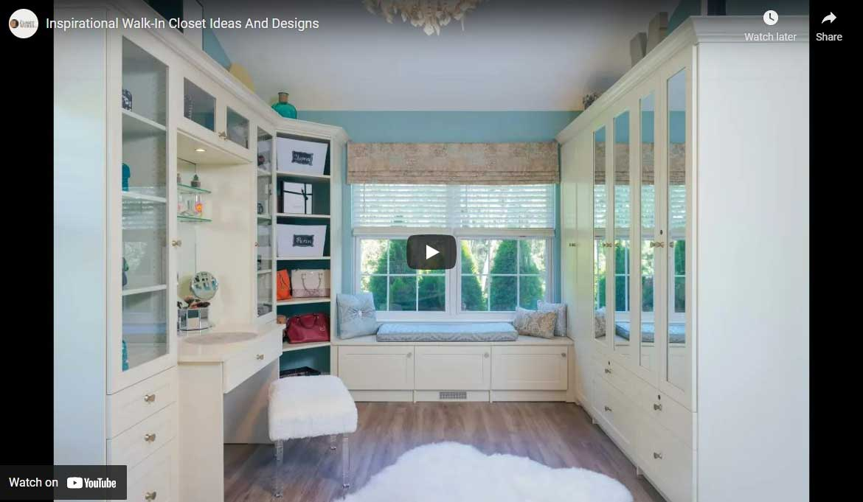 Walk-In Closet Video Thumbnail