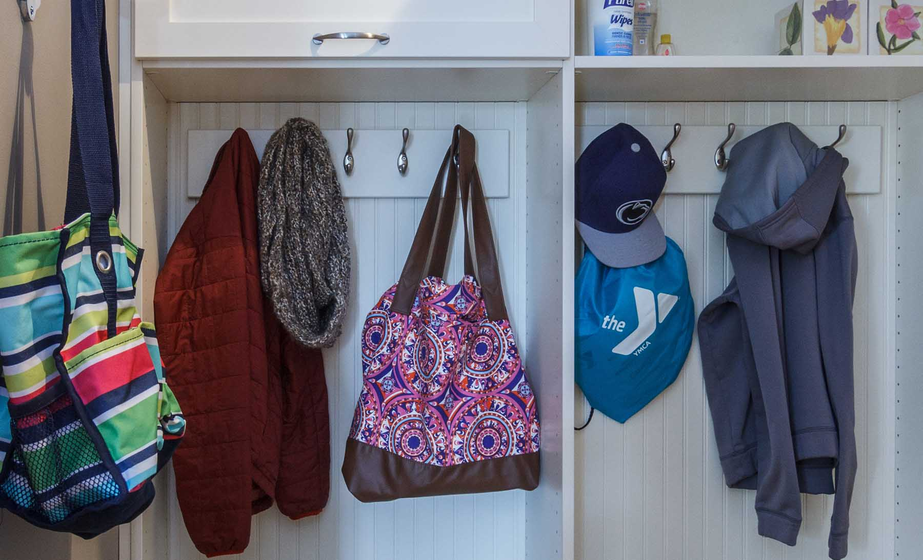 Smart Mudroom Ideas