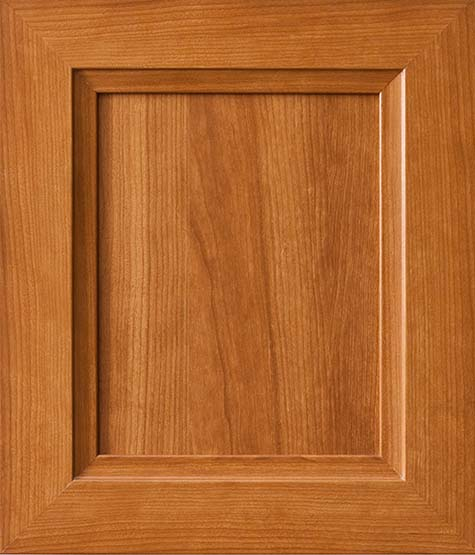 Beveled shaker door and drawer front style