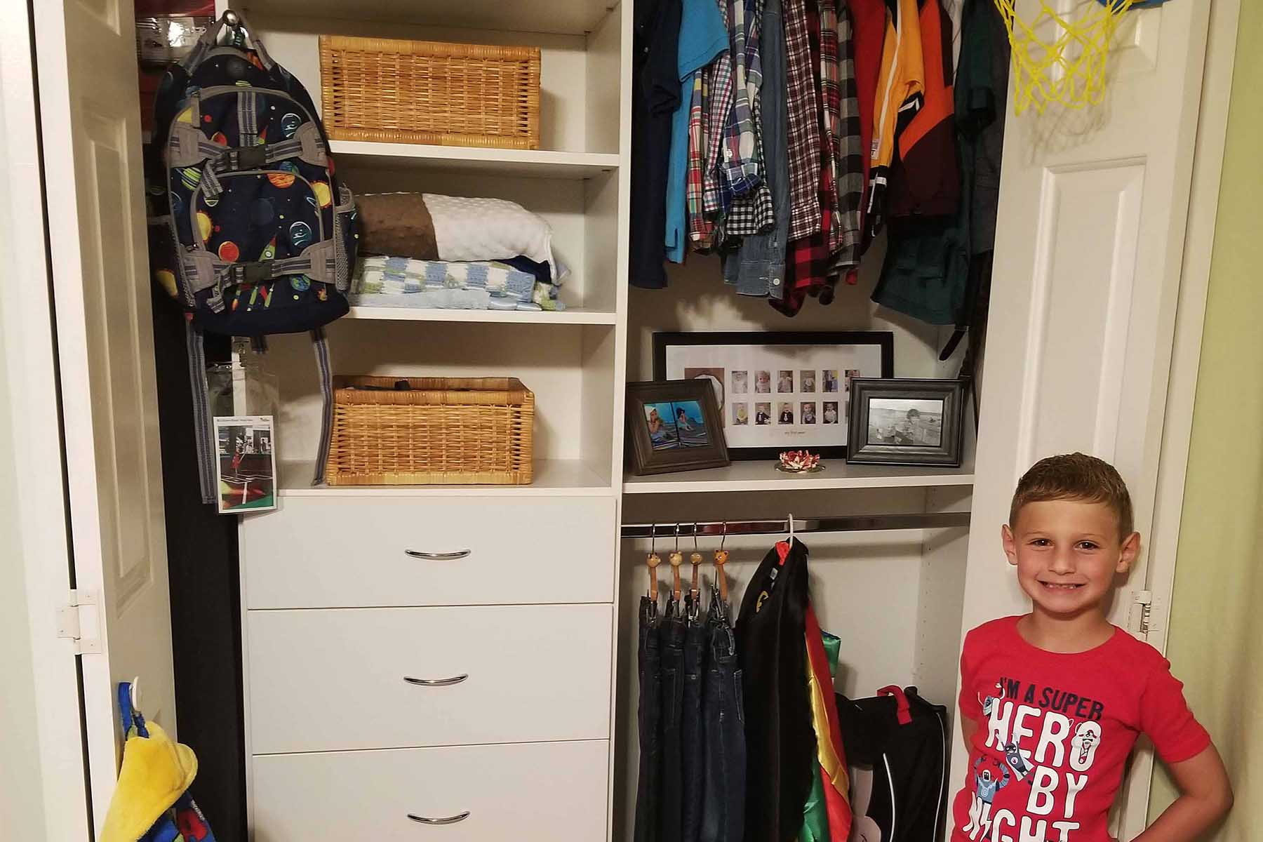 How Do You Get Your Family Onboard With Keeping Your Home Organized?