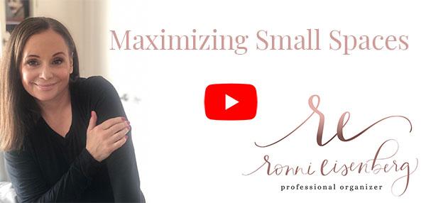 Maximizing Small Spaces Video Thumbnail