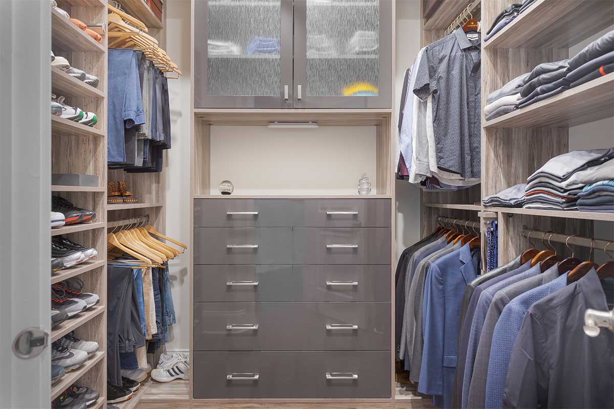 Closet installation in montgomery county pa