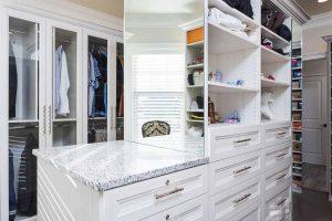 Custom closet system Springfield, PA