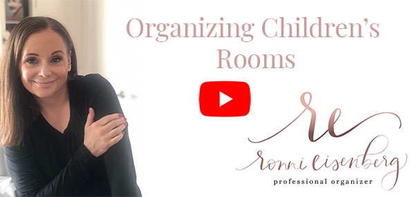Organizing Childrens Rooms video thumbnail